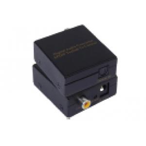 Digital Audio Converter Coaxial to SPDIF/Toslink