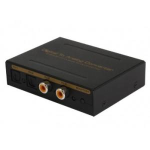 (Digital toAnalog Converter) 4 Port Audio DA converter