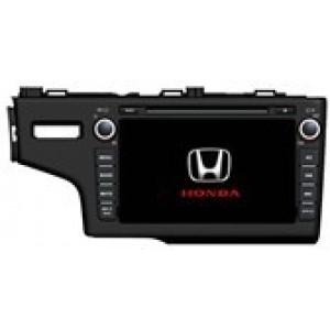 Radio samochodowe dotykowe z GPS Bluetooth USB SD DVB-T ZDX-8039L do HONDA 2014 FIT Left