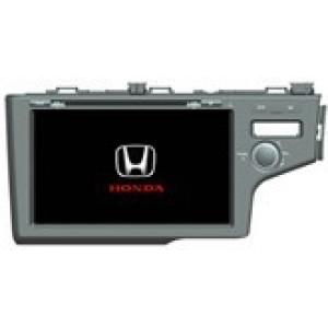 Radio samochodowe dotykowe z GPS Bluetooth USB SD DVB-T ZDX-8039R do HONDA 2014 FIT Right