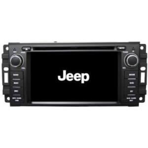 Radio samochodowe dotykowe z GPS Bluetooth USB SD DVB-T ZDX-6235 do JEEP/Chrysler Chrysler 300C 2005-2007 Dodge2005-2007 Jeep2005-2007