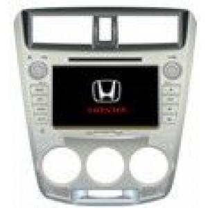 Radio samochodowe dotykowe z GPS Bluetooth USB SD DVB-T ZDX-8059 do HONDA CITY 1.5L 2008-2012