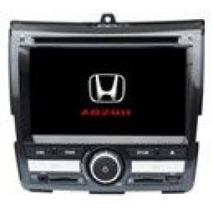 Radio samochodowe dotykowe z GPS Bluetooth USB SD DVB-T ZDX-6225 do HONDA CITY 2008-2011