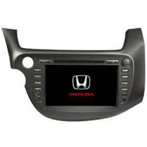 Radio samochodowe dotykowe z GPS Bluetooth USB SD DVB-T ZDX-8038 do HONDA FIT 2009-2011