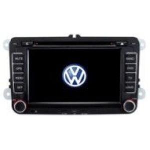 Radio samochodowe dotykowe z GPS Bluetooth USB SD DVB-T ZDX-7008 do Volkswagen MAGOTAN/CADDY/PASSAT/SAGITAR/GOLF/TIGUAN/TOURAN/JETTA/SKODA/SEAT/CC/POLO/Golf 5/Golf 6 (2006-2012)