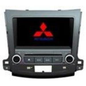 Radio samochodowe dotykowe z GPS Bluetooth USB SD DVB-T ZDX-8063 do MITSUBISHI OUTLANDER 2006-2012