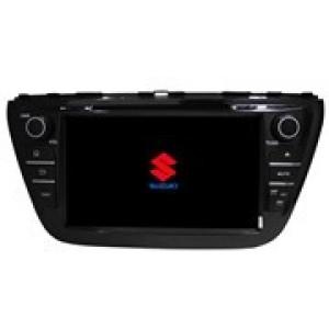 Radio samochodowe dotykowe z GPS Bluetooth USB SD DVB-T ZDX-8073 do SUZUKI SX4 2014 S Cross 2014