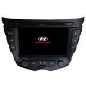 Radio samochodowe dotykowe z GPS Bluetooth USB SD DVB-T ZDX-7059 do HYUNDAI veloster