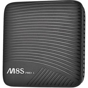 Android Smart TV Box M8S PRO L S912 3/32Gb 4K UHD