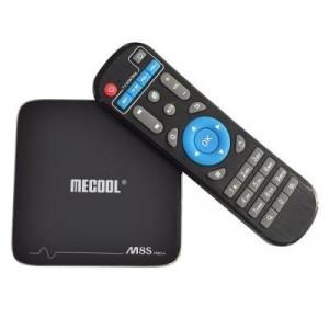 Android Smart TV Box M8S Pro+ S905X 2/16GB 4K UHD