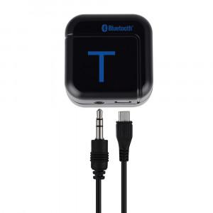 Bluetooth nadajnik dźwięku HiFi stereo 3,5 mm audio A2DP dla TV, telefonu, tabletu