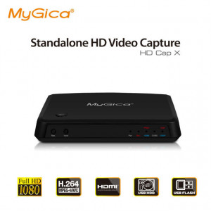 Nagrywarka Capture Grabber z FHD HDMI do USB MyGica HD Cap X-II