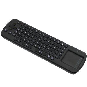 Klawiatura bezprzewodowa - Air Mouse + Touchpad MEASY RC12 2-IN-1 Smart Wireless 2.4GHz Kieszonkowa