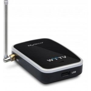 Tuner cyfrowy DVB-T TV HD WiTV WiFi Android iOS