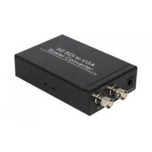 3G-SDI na VGA- Scaler/konwerter