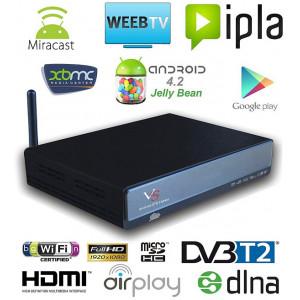 Android Smart TV Box VenBOX iTV21 z dekoderem DVB-T2