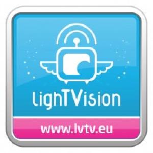 Internet TV on-line lighTVision LVTV
