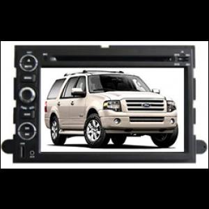 Multimedialny dotykowy system DVD ST-6057C do samochodow Ford Explorer/expedition (Big USB)