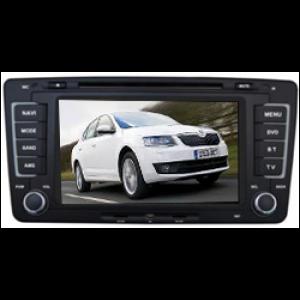 Multimedialny dotykowy system DVD ST-6238C do samochodow VW Skoda Octavia