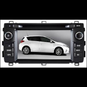 Multimedialny dotykowy system DVD ST-7090C do samochodow Toyota Auris