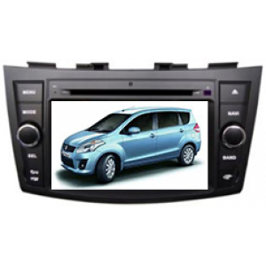 Multimedialny dotykowy system DVD ST-7124C do samochodow Suzuki Swift/Ertiga