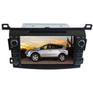 Multimedialny dotykowy system DVD ST-8047C do samochodow Toyota RAV4