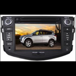 Multimedialny dotykowy system DVD ST-8137C do samochodow Toyota RAV4