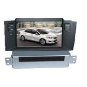 Multimedialny dotykowy system DVD ST-8156C do samochodow Citroen C4 L