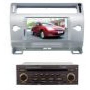 Multimedialny dotykowy system DVD ST-8266C do samochodow Citroen C4