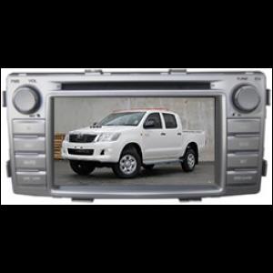Multimedialny dotykowy system DVD ST-8316C do samochodow Toyota HILUX 2012