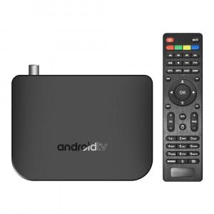 Android TV Box M8S PLUS T2/T 7.1 Amlogic S905D Mali-450 4K 3D 1Gb/8Gb