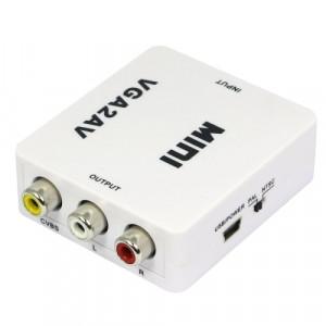 VGA - HDMI HD Video Konwerter 1080P HDV-625